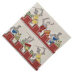 serviettes-chevaliers-meri-meri