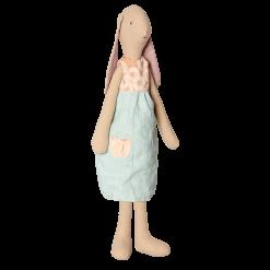 Maxi-bunny-Robe-mint-rose