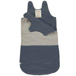 gigoteuse-camomil-london-gris-bleu-ouverte