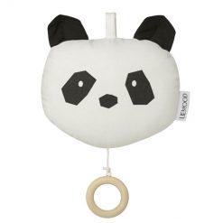 mobile-musical-panda-bebe-enfant-ecru-liewood