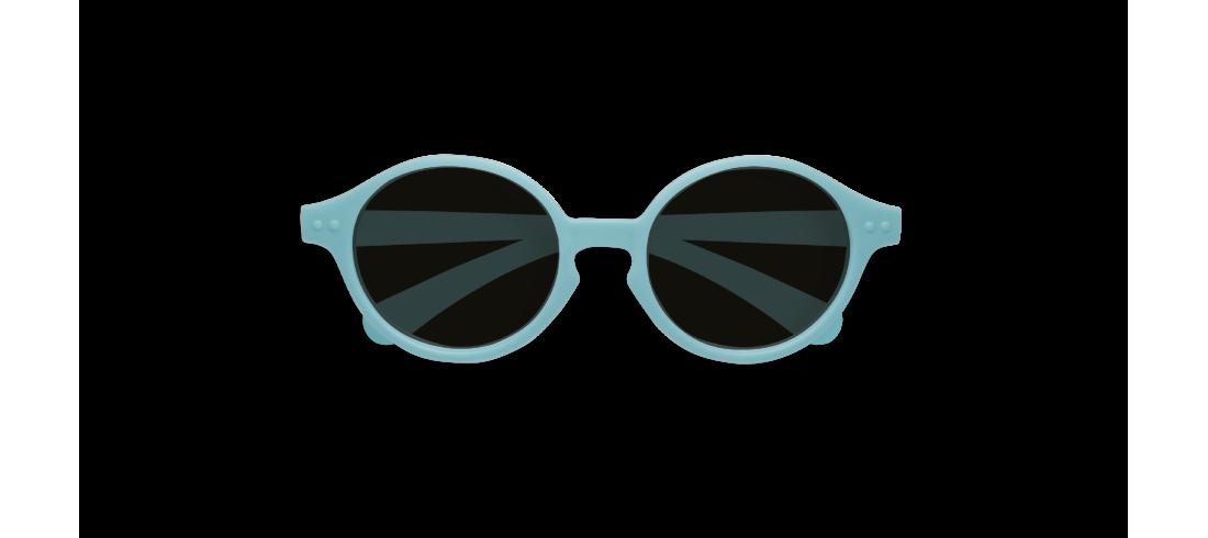 LUNETTES de soleil IZIPIZI BABY Bleu Turquoise - So Bohème 859238d499f3